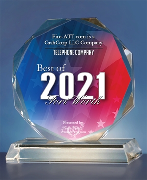 The Best of Fort Worth Award 2021